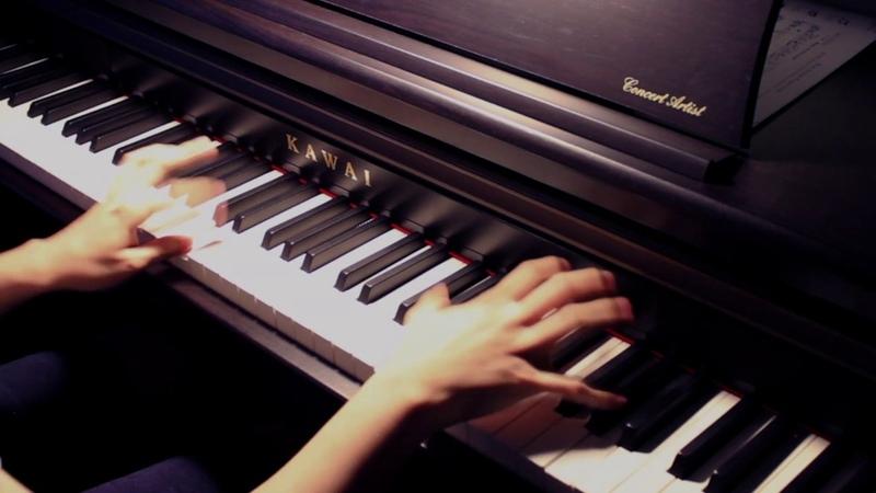 Domestic na Kanojo Kawaki wo Ameku Piano