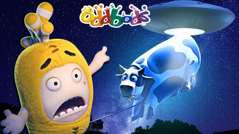 Oddbods Show Funny Alien Abduction Cartoons For Kids Full Episodes Compilation
