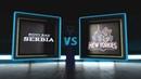 3BALL USA Showcase Day 3, Quarterfinal 1 -- Novi Sad Serbia vs New Yorkies