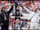 Will Smith, Nicky Jam &amp Era Istrefi исполняют гимн