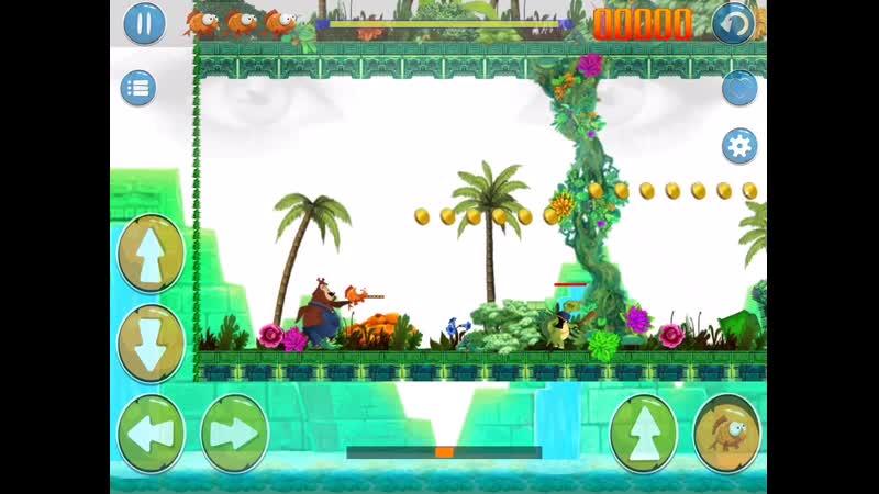 Теддибум: приключения в джунглях. play.google.com/store/apps/details?id=com.art.teddybum