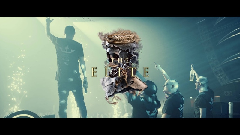 Coone Da Tweekaz Hard Driver - The Elite (Official Video)