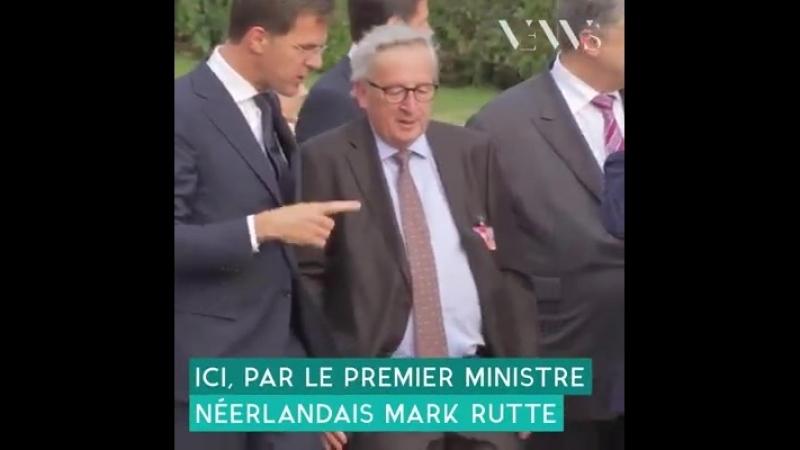 JeanClaude Juncker peut compter sur ses amis chefs dEtat pour laider ea mar