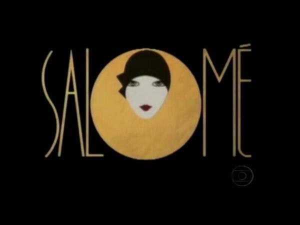Tema de abertura da Novela: Salomé
