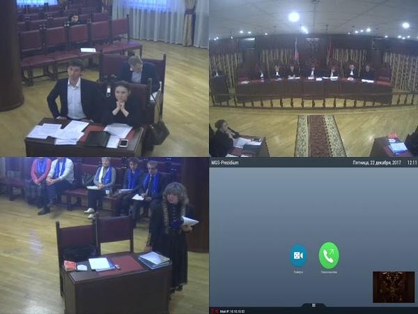 Подложные материалы на рассмотрении в Президиуме Мосгорсуда, возможно ли это?