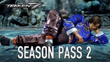 Tekken 7 - PS4/XB1/PC - A New Season Begins (Season Pass 2 Launch)