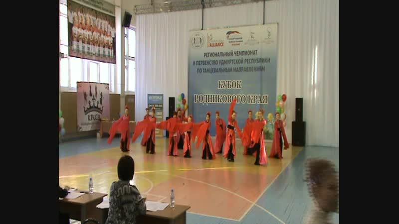 Танец Китай ШВТ МИРИЯМ 1 Место ОРТО ИЖЕВСК 4 марта 2018г