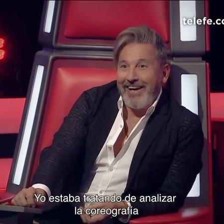 """La Voz Argentina on Instagram: """"Cuando encontrás la coreo perfecta para tu tema... 🕺🤣 LaVozArgentina"""""""