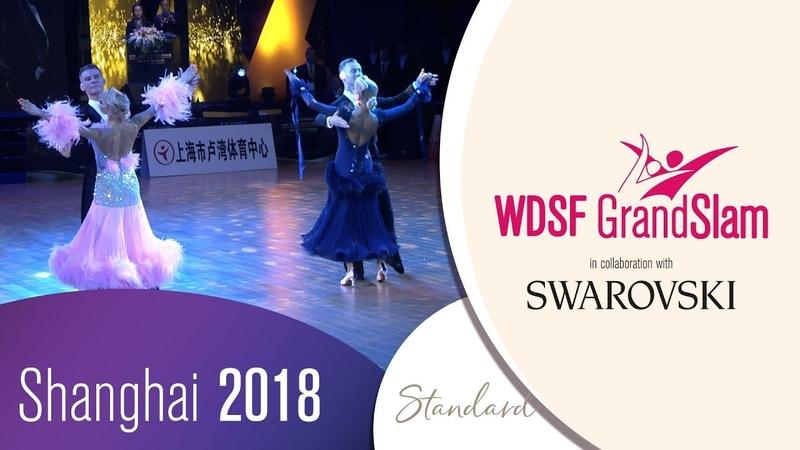 Zharkov - Kulikova, RUS and Sodeika - Zukauskaite, LTU | 2018 GrandSlam STD Shanghai