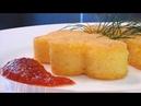 Полента в сыре пармезан Очень вкусно