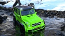 RC Cars MUD OFF Road. TRX4. Mercedes Benz G500. Gelendewagen. Toyota. Axial. RC Extreme Pictures