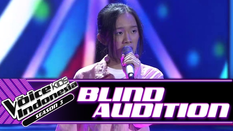 Angel - Issues | Blind Auditions | The Voice Kids Indonesia Season 3 GTV 2018