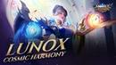 Lunox New Skin | Cosmic Harmony | Mobile Legends: Bang Bang!