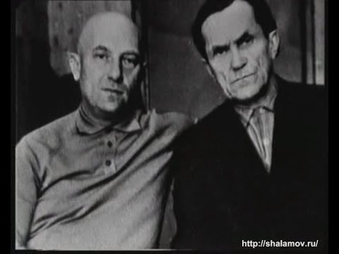 Вы будете гордостью России (документальный фильм о Варламе Шаламове, 1990 г.)