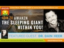 🌟 DR DAIN HEER How to Awaken the Giant Within Access Consciousness Being You Changing the World
