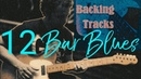 Robben Ford 12 Bar Blues solo Backing Track TAB