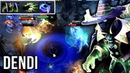Dendi still playing with Legendary DTS Tag - EPIC Rubick like TI2 - 3 MAN Black Hole more - Dota 2