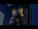 Александра Степанова / Иван Букин - РТ. Finlandia Trophy 2018