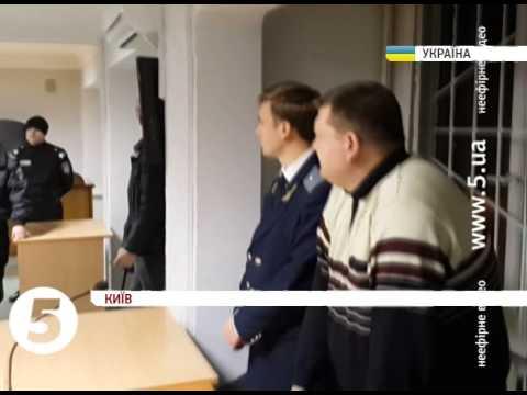 Суд над автомайданівцями 17 арештували - 2 під домашній арешт