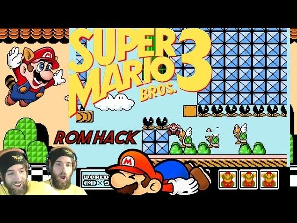 Barbs Gift to the World   Kamikaze Mario Bros. 3 [01]