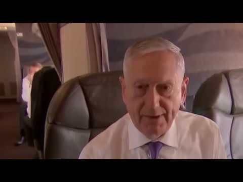 URGENT 🔴 James Mattis Press Briefing on MILITARY to Stop MIGRANT CARAVAN at US - Mexico Border