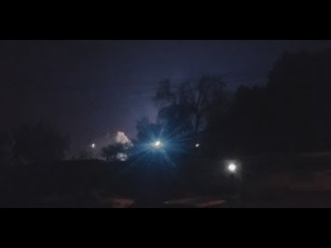Fiery Object Filmed Moments Before Exploding Over An Californian Suburb. July 9, 2018