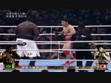 Боец вышел на бой против огромного амбала и охренел _ Это вам не UFC - 185 kg VS 91 kg