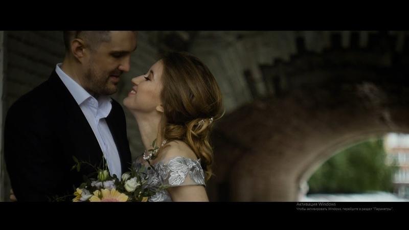 Wedding Day | Maxim Alina Lumix G7 4K music video