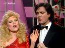 Audrey Landers Camilo Sesto Mi Amor Show und Co mit Carlo 1985