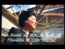 Mga bahay ng pamilya Marcos, pinagiba ni Cory Aquino