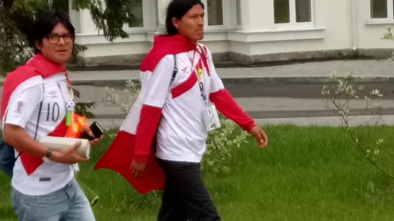 Перуанское нашествие, 21 июня, все на ЧМ!