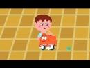 ГОРШОК - Синий трактор - Песня мультфильм про то как легко приучить ребенка к горшку.mp4