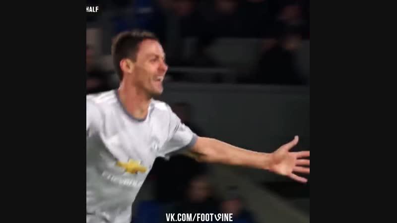 Неманья Матич кладёт на последних секундах матча