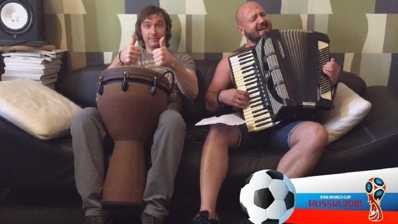 Михаил Яцевич и Роман Садырбаев - Песня про ЧМ по футболу 2018 (Россия 3:Египет 1)