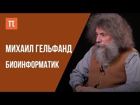 Современная теория эволюции — интервью с биоинформатиком Михаилом Гельфандом