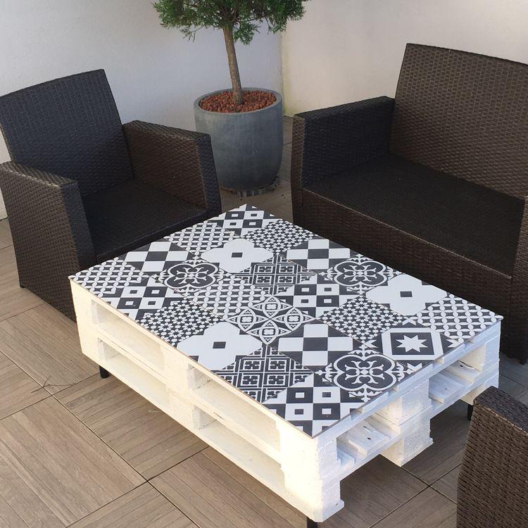 Кофейные столики из палет