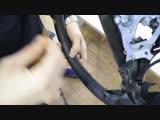 Оплетка на руль TITANIUM на Land Cruiser Prado, Toyota Land Cruiser  Toyota Hilux, Toyota Tacoma, Toyota Camry