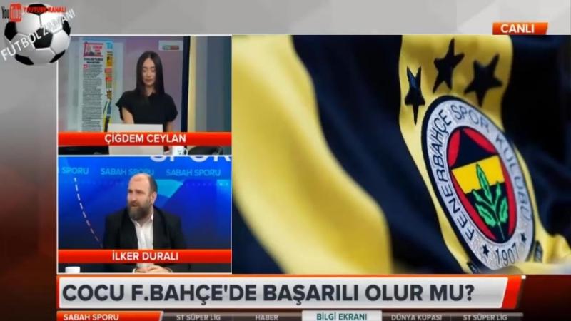 FENERBAHÇE Sabah Sporu ¦ Cocu, Aykut Kocaman, Rıdvan Dilmen Yorumları 23 Haziran 2018