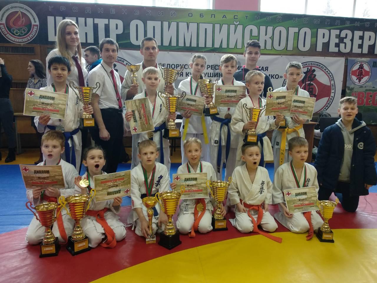 Результаты Чемпионата Беларуси 2019, г. Гродно