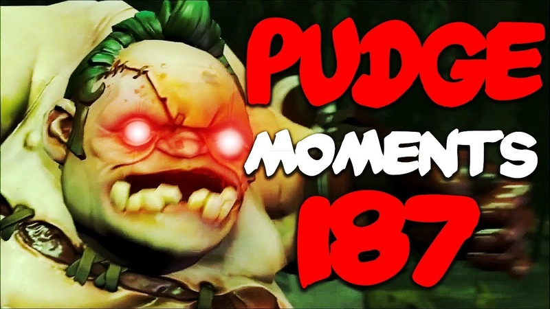 Dota 2 Pudge Moments Ep. 187