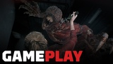 Resident Evil 2 (2019 Remake): 10 Minutes of Claire Redfield Gameplay