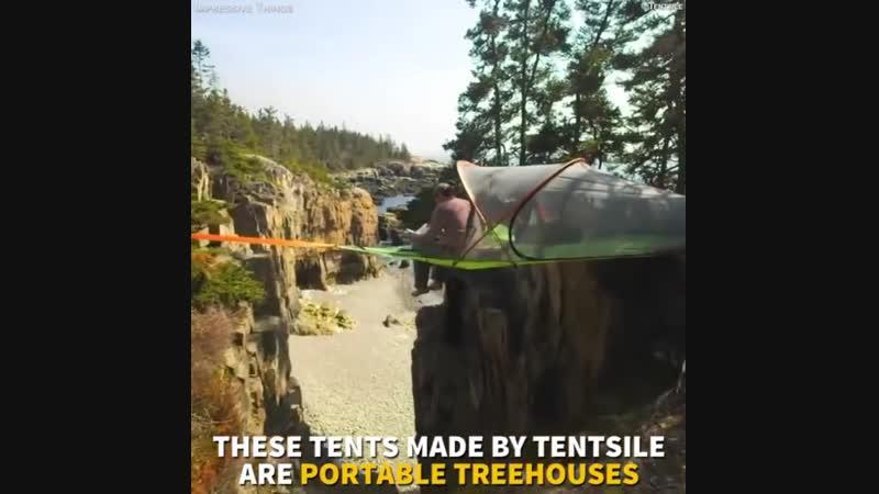 палатка гамак