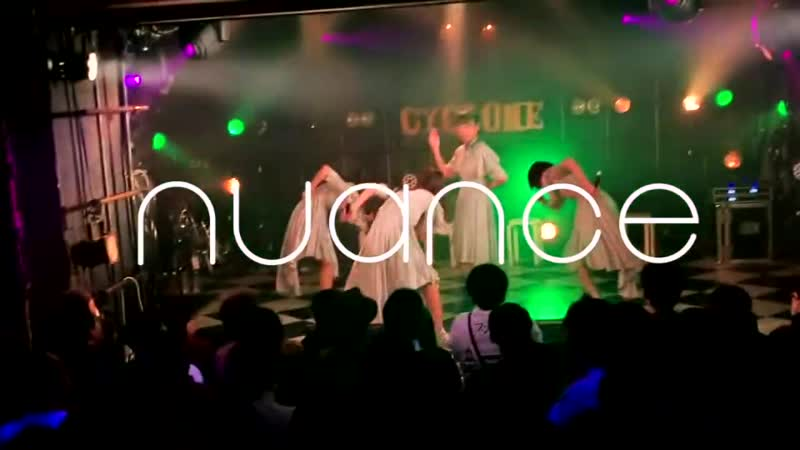 Nuance『Time Magic Lonely』 LIVE mix FULL