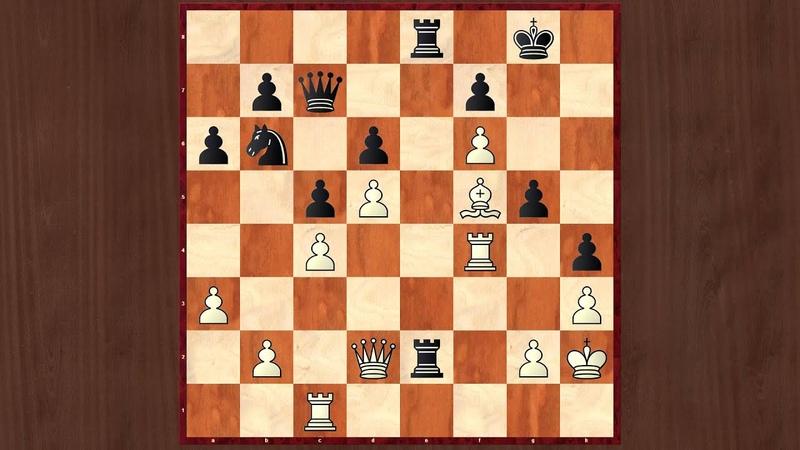 Шахматные комбинации. Тест по тактике для шахматистов 3 разряда.