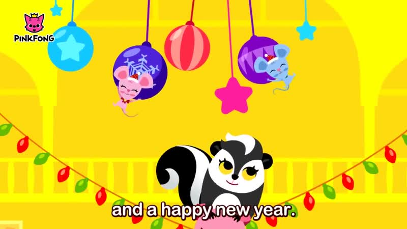 We Wish You a Merry Christmas - Christmas Carols - PINKFONG Songs for Children