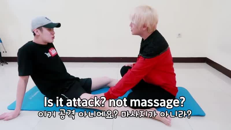 The Perfect Massage For you, Making Love __ 타이마사지를 친구에게 직접 해준다면