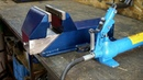 Making The Hydraulic VISE DIY Plans