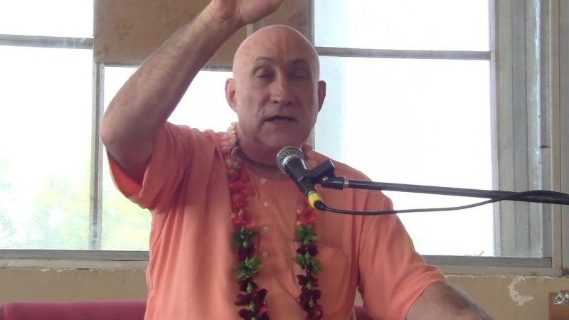 Дханешвара Прабху (АЧБСШП). Бхакти-Сангама 13 сентября, 2011 года.
