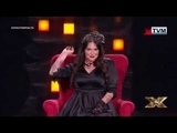 Petra performs a powerful Etta James song X Factor Malta Live Show 2