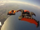 Exploring the Sky: Wingsuit Flying